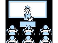 学校の授業 体験留学の流れ