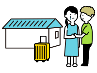 日本に帰国 体験留学の流れ