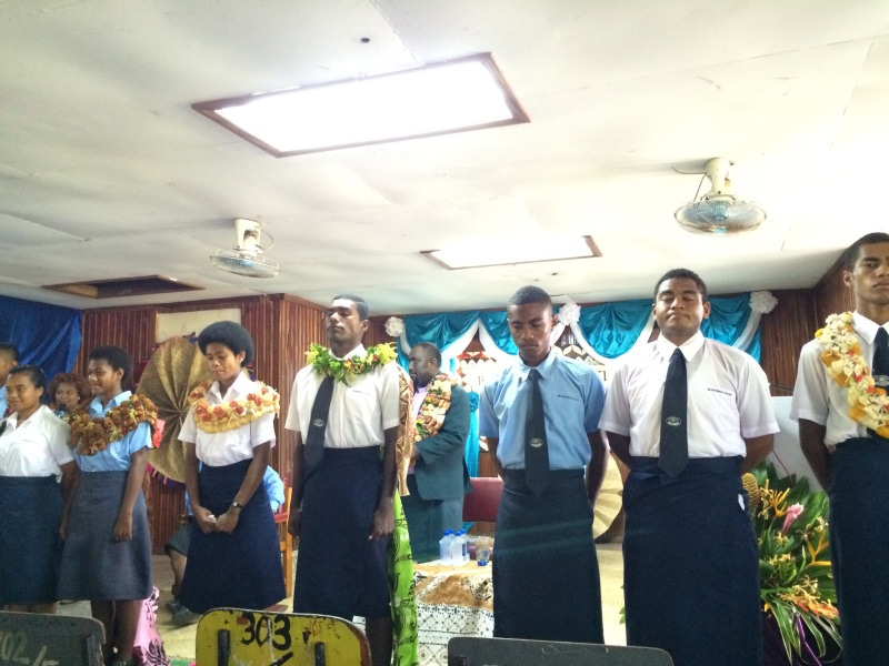 Prefects' Induction Ceremony