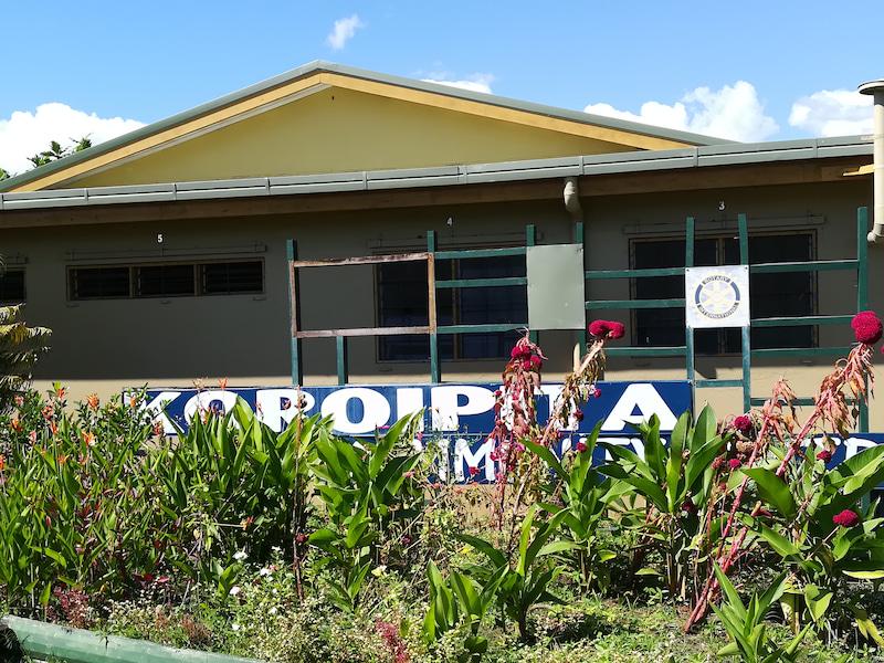 【Ba Pro】Volunteer Activity in Koroipita