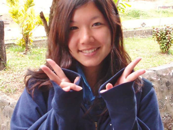 学生インタビュー vol.2  – Yuika –