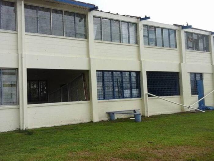 Renovation of classrooms and Ba Pro Gladiators