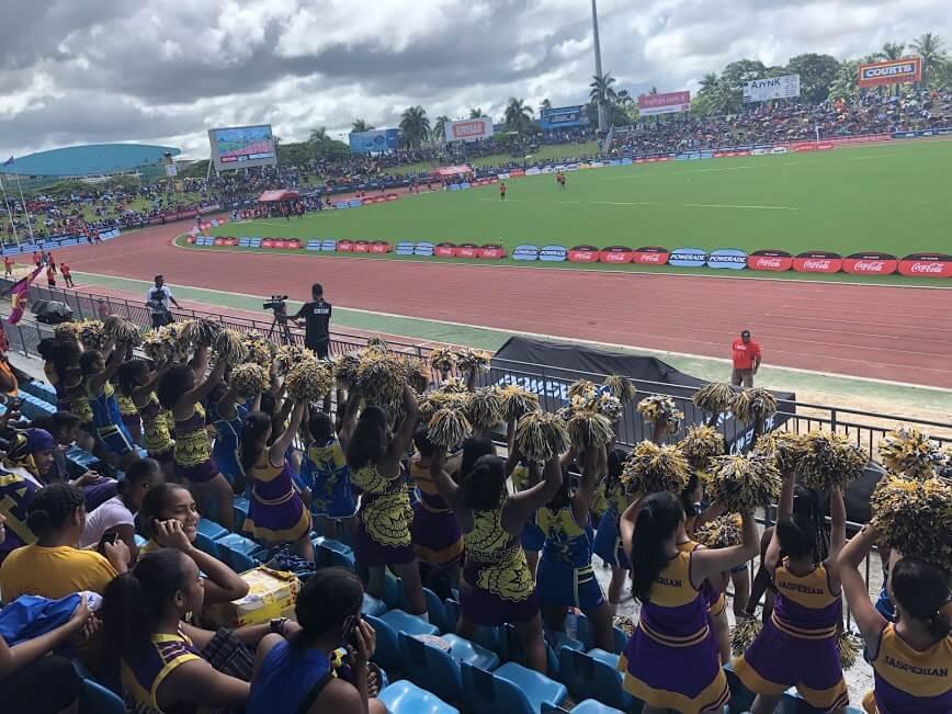 陸上大会コカ・コーラ杯in Suva