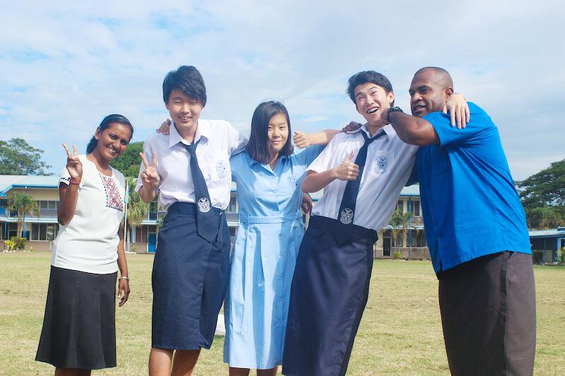 【Ratu Navula】学生インタビュー 第三弾
